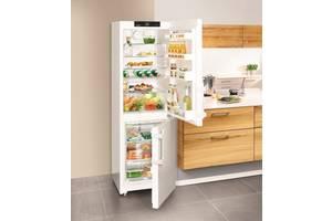 Новые Двухкамерные холодильники Liebherr