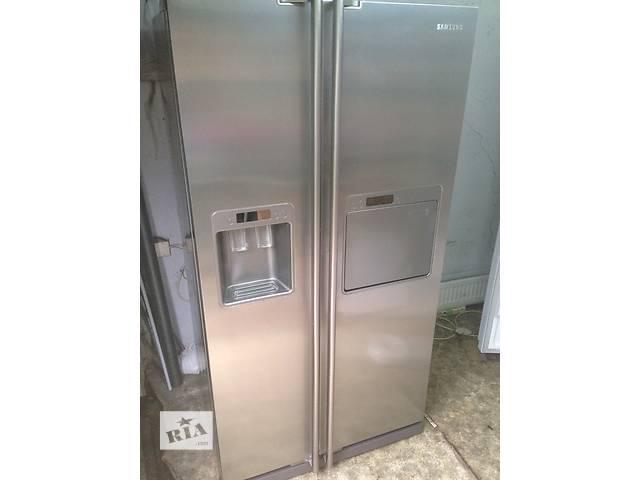 бу холодильник   side by side samsung no frost made in korea в Львове