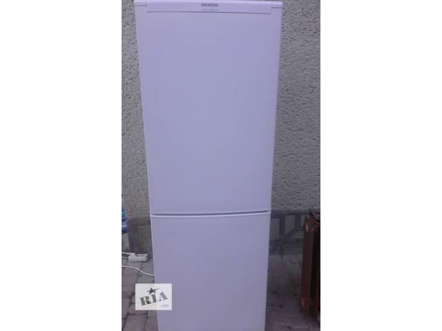 Холодильник Siemens (ноу фрост)- объявление о продаже  в Мукачево