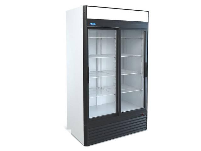 купить бу Холодильный шкаф Капри 1,5СК купе на 1500 л. новый в наличии в Киеве