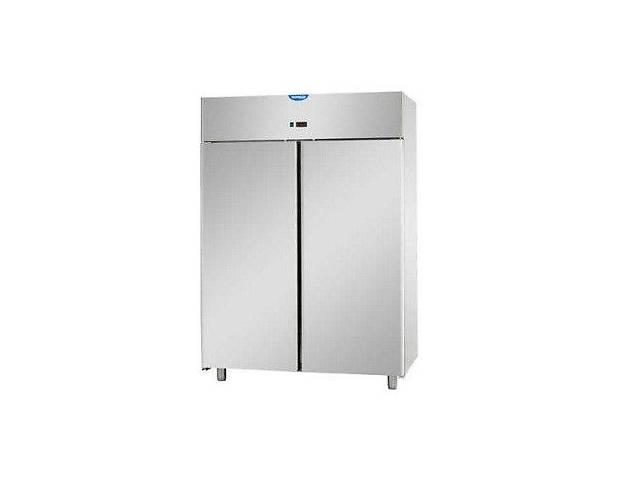 купить бу Холодильный шкаф tecnodom af 14 eko mtn новый по цене бу. Двойной холодильный шкаф tecnodom отлично подойдет для вас в Киеве