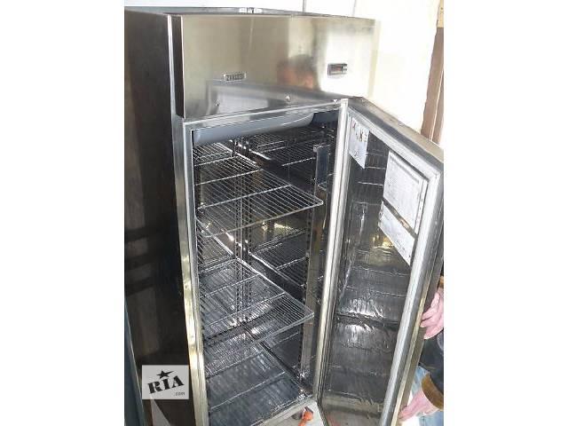 Холодильный шкаф б/у Zanussi- объявление о продаже  в Киеве