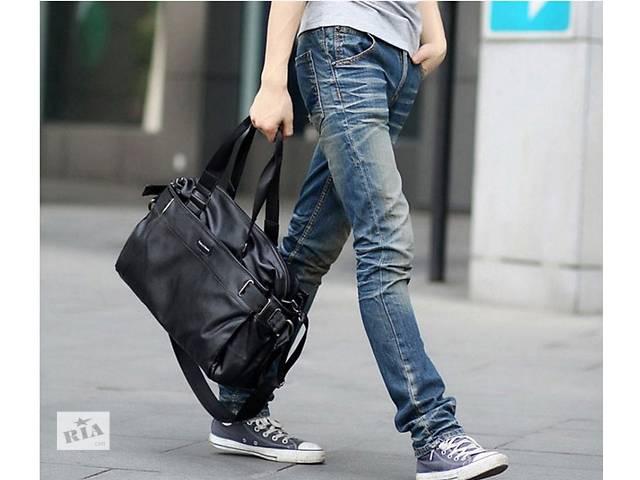 хорожная мужская сумка, стильный дизайхн см. Варианты - объявление о продаже  в Киеве