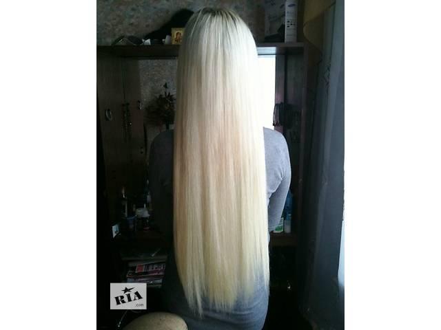 купить бу Хотите нарастить волосы.Длиные густые.Услуга микронаращивания волос  в Украине