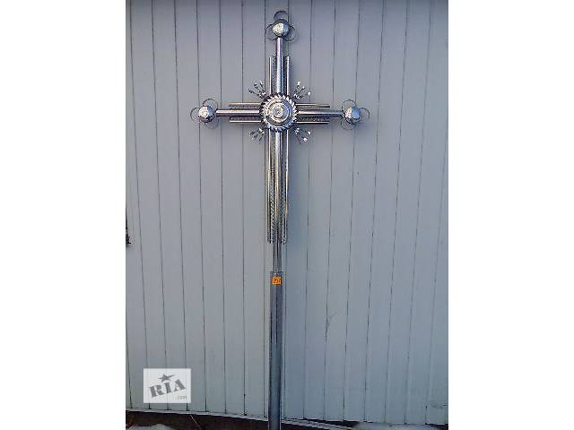 купить бу Кресты из нержавеющей стали в Львове