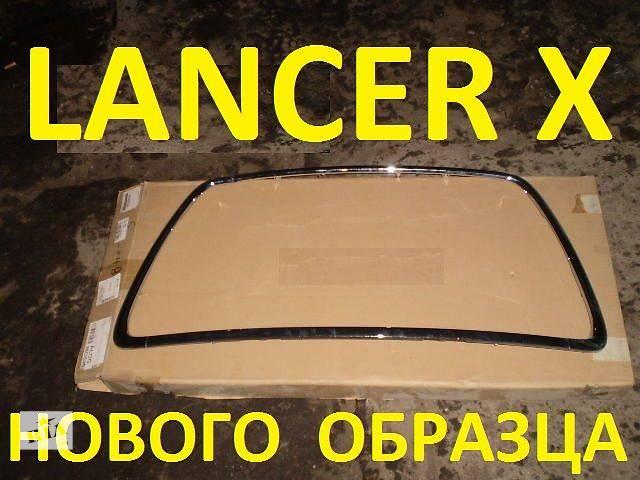 купить бу Хром. окантовка Lancer X в Донецке