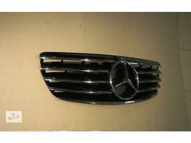 бу Решетка радиатора Mercedes W211 (2002-2006) (250дол.) в Киеве