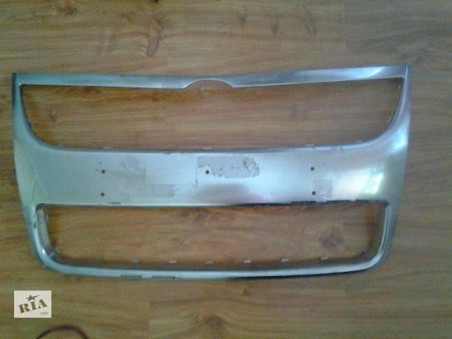 Хром решетки радиатора Vw Touareg 2007 г в .- объявление о продаже  в Черкассах