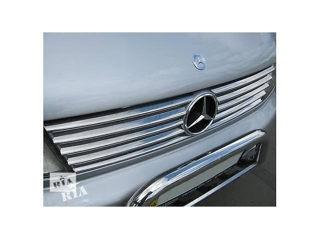 Хромированные накладки для Mercedes Vito груз.- объявление о продаже  в Луцке