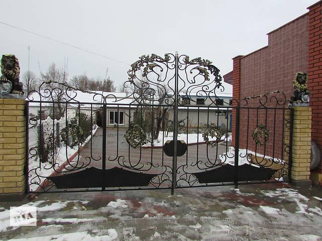 бу Художественая ковка. ворота.перила. решотки  в Украине