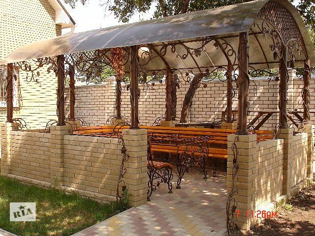 художественная ковка под заказ- объявление о продаже  в Дергачах