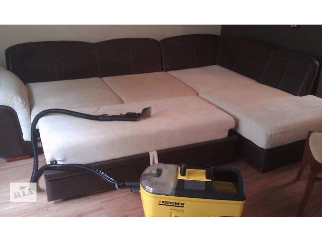 продам Химчистка диванов и ковров бу в Виннице