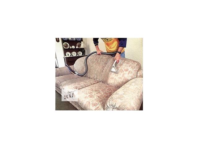 бу Химчистка ковровых покрытий, мягкой мебели, матрасов в Виннице