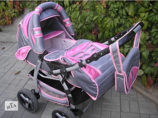 купить бу Химчистка детских колясок в Днепре (Днепропетровске)