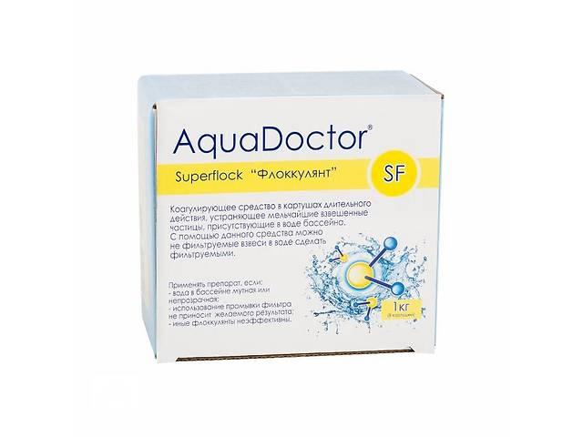 купить бу Химия для бассейнов АquaDoctor FL SuperFlock в Киеве
