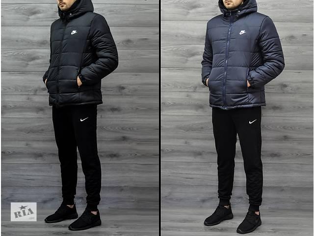 Хит 2016! Парка куртка Nike + Шапка найк в ПОДАРОК!- объявление о продаже  в Одессе
