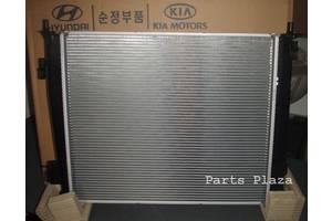 Радиатор Kia Soul
