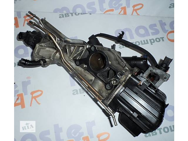 Клапан ЕГР+Охладитель взборе Fiat Doblo Фиат Добло 1.6 Multijet Мультиджет 2010-2014.- объявление о продаже  в Ровно