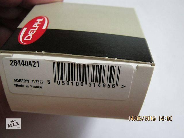 купить бу Клапан форсунки DELPHI 28239294 28440421 (9308z621C 9308z618C) Euro-3 Оригинал! в Луцке
