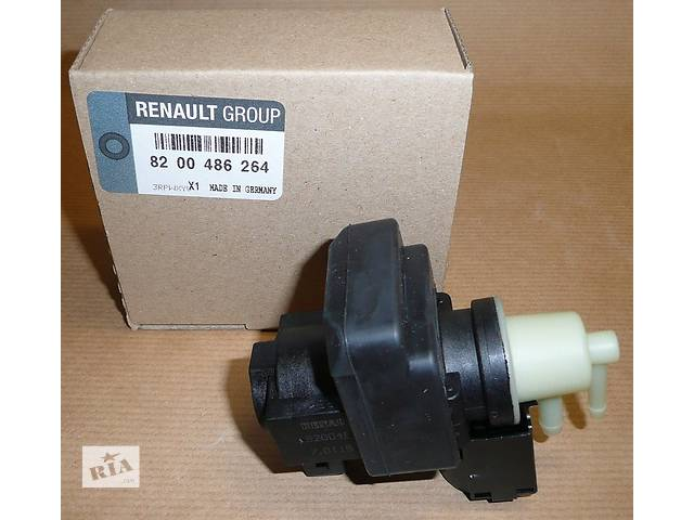 бу Клапан турбины Renault Trafic Opel Vivaro 2.5dCi 06- в Луцке