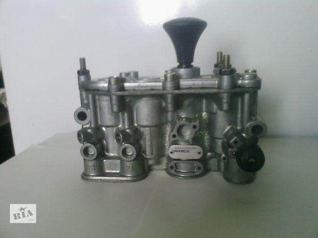 Клапан, управление поднимаемой оси  WABCO 4630840000 - объявление о продаже  в Харькове