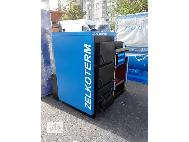 бу Классный твердотопливный котел KTZ30 для обогрева площади в 250-300 м.кв  в Киеве
