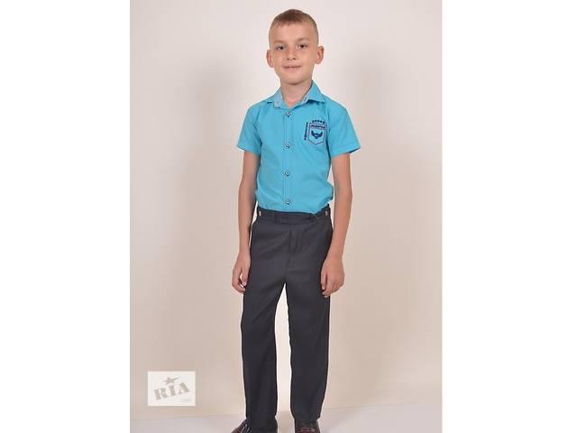 продам Классические брюки на мальчика школа 10,11,12  лет бу в Мариуполе (Донецкой обл.)
