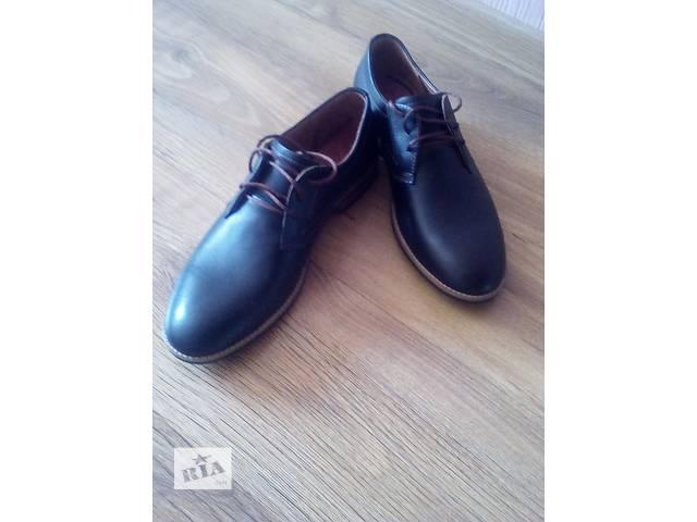 продам Классические кожаные туфли Faer бу в Харькове