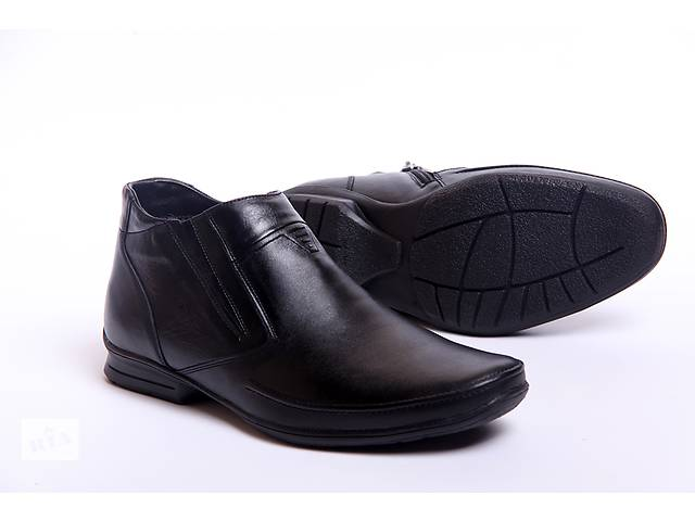 купить бу Классические кожаные зимние сапоги TM Strado model L493 F164 в Вознесенске
