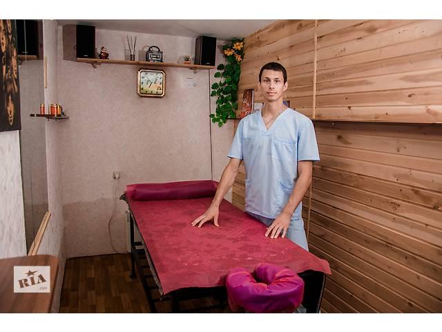 бу Массажист-Реабилитолог: остеохондроз, сколиоз, реабилит. после травм, массаж лица) в Чернигове