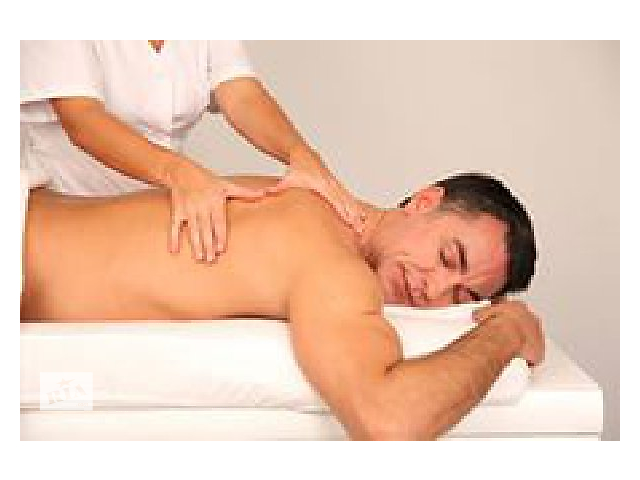 купить бу Классический общий массаж тела. в Николаеве