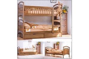 двухъярусная кровать-трансформер, от производителя