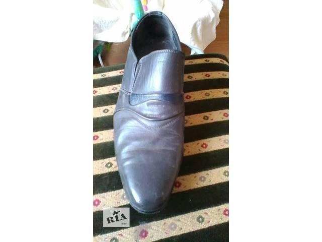 Классические туфли- объявление о продаже  в Ивано-Франковске