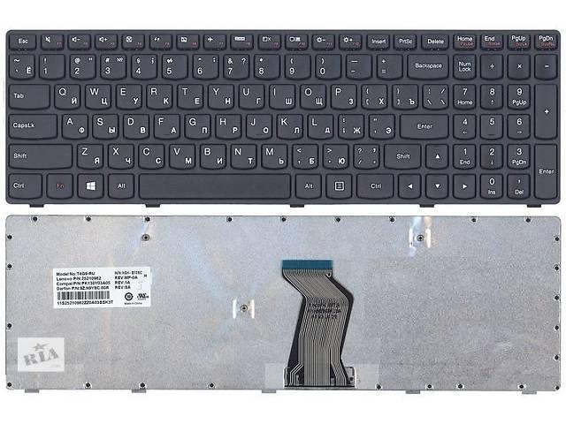 купить бу Клавиатура для ноутбука Lenovo G500 G505 G510 G700 Z560 Z565 G570 B570 V570 Z570 в Харькове