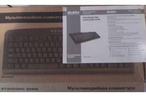 Новые Клавиатуры Sven