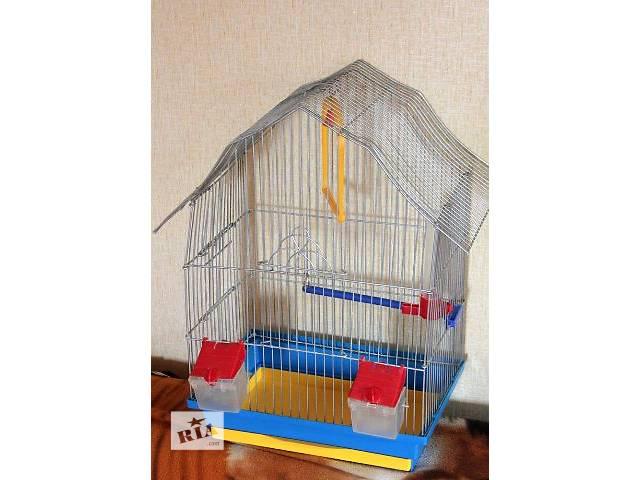 продам Клетка для птиц бу в Черкассах