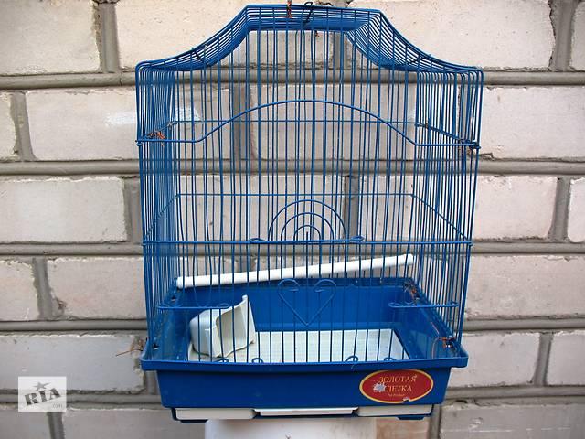 купить бу клетка для птиц в Херсоне