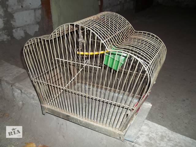 бу клетка для птиц в Кременчуге