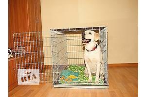 Клетка для собак 2 двери 92х63х72 см (+доставим бесплатно)