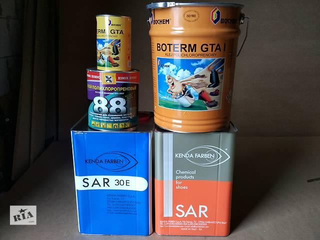купить бу Клей SAR-30E, SAR-447E, Bonikol T-701, Bochem Boterm GTA, Химик+ 88 в Дрогобыче
