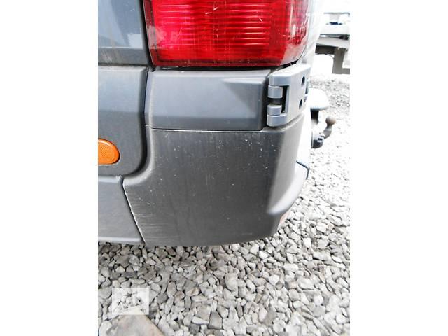 купить бу Клык бампера, клик Mercedes Sprinter 906, 903 (215, 313, 315, 415, 218, 318, 418, 518) 1996-2012 в Ровно