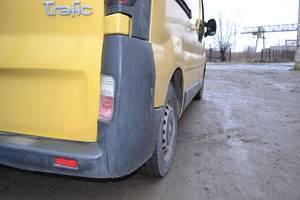 б/у Клыки бампера Renault Trafic