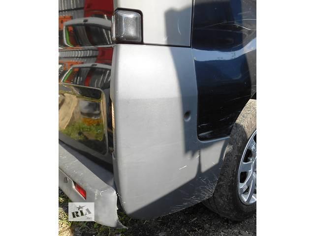 купить бу Клык клик бампера Renault Trafic Рено Трафик Opel Vivaro Опель Виваро Nissan Primastar в Ровно