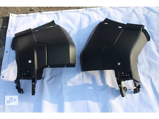купить бу Клык угол заднего бампера правый R Mitsubishi Pajero Wagon 4 6410B018WB в Луцке