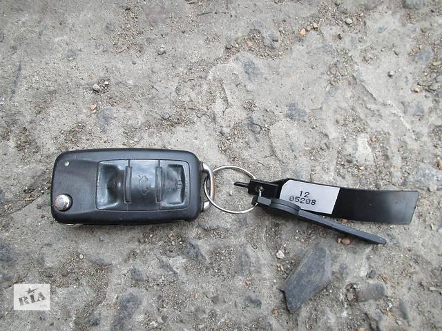 Ключ зажигания Volkswagen Touareg Фольксваген Туарег 2003-2009г.- объявление о продаже  в Ровно