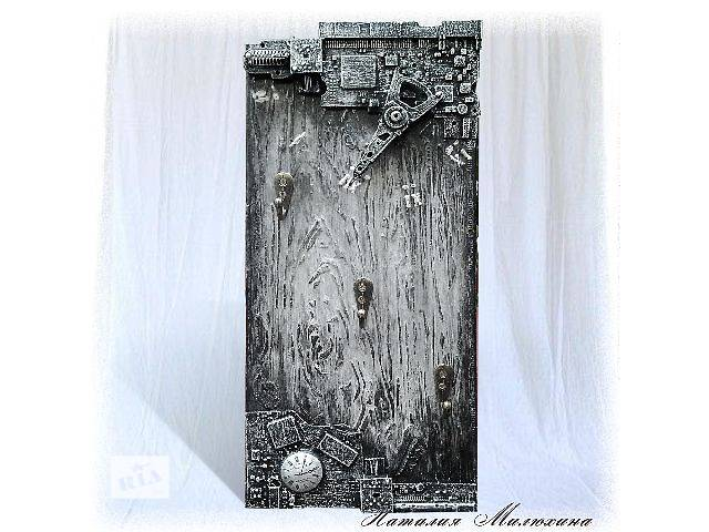 ключницы настенные для дома, подарки для интерьера,подарок на новый год день рожения новоселье- объявление о продаже  в Мариуполе