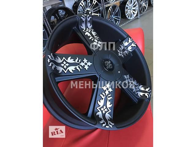 бу KMC INK'D 669 Новые оригинальные диски R20 5x114,3для Infiniti, Lexus, Ford, Maserati  , США в Харькове