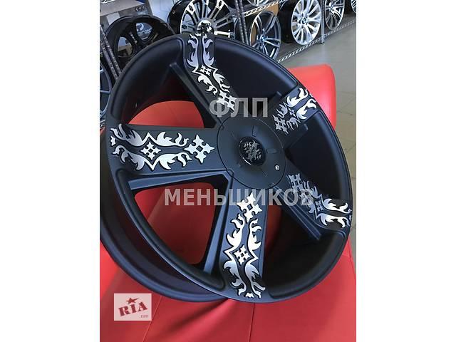бу KMC INK'D 669 Новые оригинальные диски R20 5x120 для BMW, Range Rover, Lexus, США в Харькове