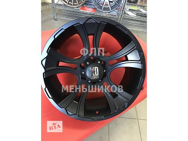 KMC XD801 Новые оригинальные диски для FJ Cruiser R20 6x139,7, США- объявление о продаже  в Харькове