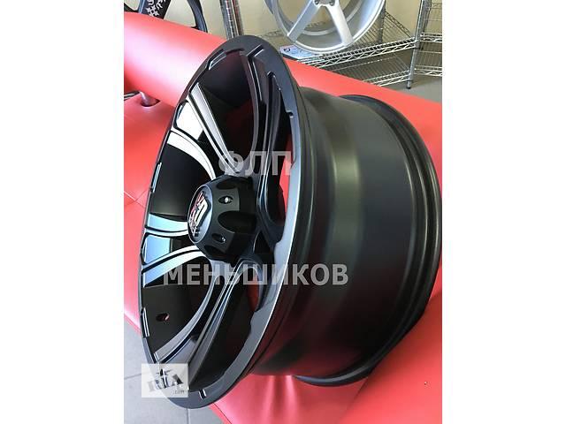 KMC XD801 Новые оригинальные диски для Infiniti QX56, QX80 R20 6x139,7, США- объявление о продаже  в Харькове